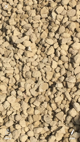 Cotswold Buff Gravel 10 Tonne Minimum Bulk Order